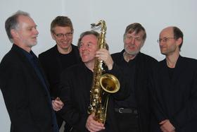 Bild: Hugo Scholz & Jazz4four - One Foot in The Blues
