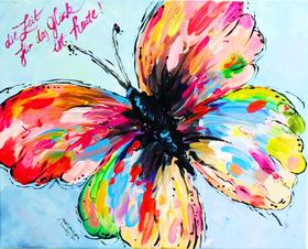 Bild: Artmasters - Paint-Party - Zeit für das Glück