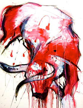 Bild: Artmasters - Paint-Party - Bull´s Victory