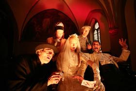 Bild: Krimidinner - das Original: Hochzeit in Schwarz