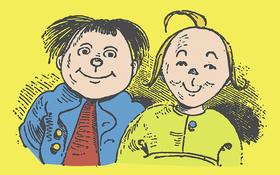 Bild: Max und Moritz - Ein Szenenspiel ziemlich nach Wilhelm Busch