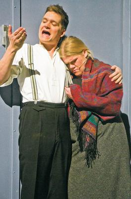 Bild: Minna- ein Leben in Braunschweig - Wiederaufnahme des Brunsviga-Musicals