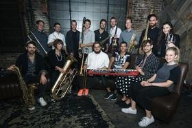 Bild: Jazzrausch Bigband - Live House & Techno