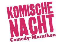 DIE KOMISCHE NACHT - Der Comedy-Marathon in Bielefeld