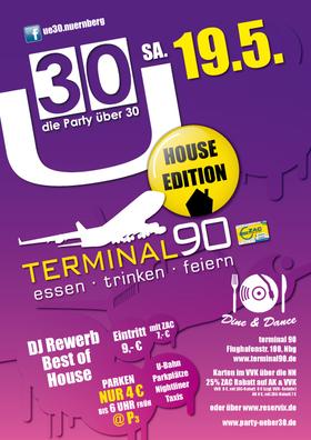 Bild: Ü30 Party Nürnberg - Terminal90