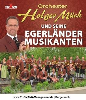 Bild: Holger Mück & seine Egerländer Musikanten - Böhmisch mit Herz