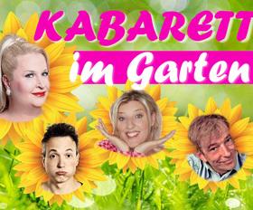 Bild: Kabarett im Garten
