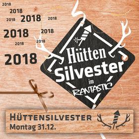 Bild: Hüttensilvester 2018