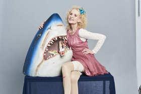 Bild: Haie küsst man nicht - Kerstin Fernström