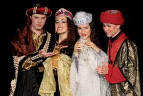 Bild: Ali Baba & die 40 Räuber - Zauberhaftes Märchentheater aus 1001 Nacht