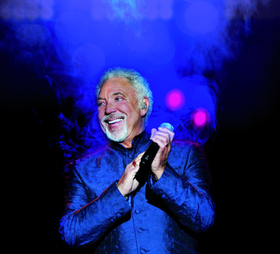 Bild: TOM JONES - Live