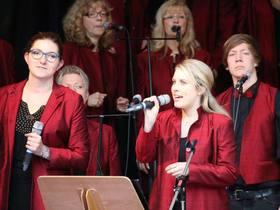 Bild: Gospelnacht im Kurpark - mit dem Happy-Day-Chor & friends
