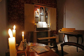 Bild: 333. Bach-Geburtstag - Eine Hausmusik bei Bachs