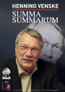 Bild: Henning Venske - Summa Summarum - Die Abschiedstour