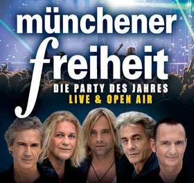 Bild: Münchener Freiheit - Open Air