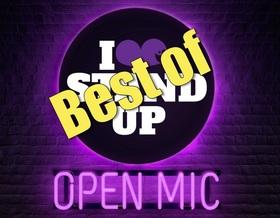 I Love Stand Up - Die drei besten Comedians aus dem monatlichen Open Mic