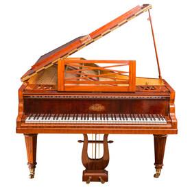 Bild: Führung mit Instrumenten aus der Schubert-Zeit