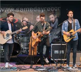 Bild: Sameday Records - Sameday Records Openair