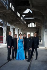 Bild: Ensemble Singer Pur (Regensburg) - Adventskonzert