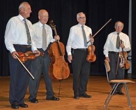 Bild: musici emeriti hamburg - Ein Quartettabend mit Werken von Mozart und Schubert