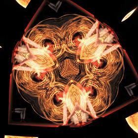 Bild: Flammandra - Passion des Feuers