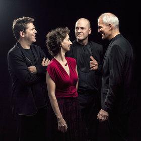 Bild: Streichquartett - Cuarteto Casals