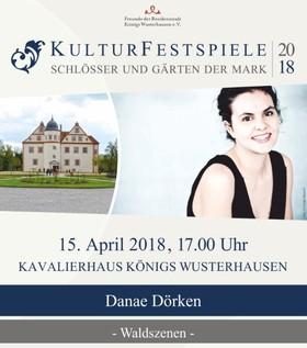 Bild: Danae Dörken -  Waldszenen -