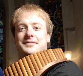 Bild: Silvestersoiree - Feuerwerk für Panflöte und Orgel