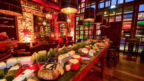 Bild: Küchenparty im Hotel EL Andaluz