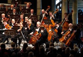 Bild: Neujahrskonzert - Brandenburgisches Staatsorchester Frankfurt