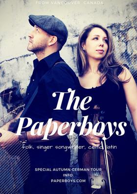 Bild: The Paperboys