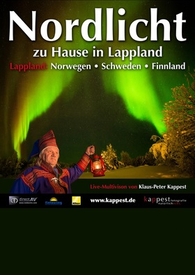 Bild: Live-Multivision - Nordlicht mit Klaus-Peter Kappest