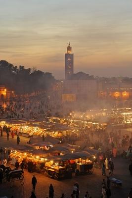 Bild: Live-Multivision - Marokko mit Kay Maeritz