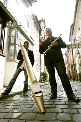 Bild: Nidda in Concert: Orgel, Clavichord und Saxophon