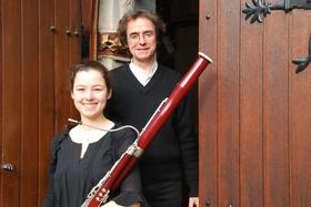 Bild: Nidda in Concert: Konzert für Fagott und Orgel