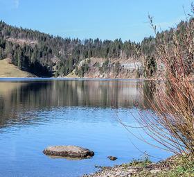 Bild: Durch die Berglandschaft Spitzing (40-60 Jahre)