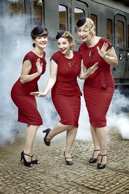 Bild: Die Zimtschnecken - Hamburger Swing im Stil der Andrew Sisters