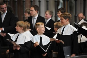 "Bild: Lübecker Abendmusik ""70 Jahre Lübecker Knabenkantorei"""