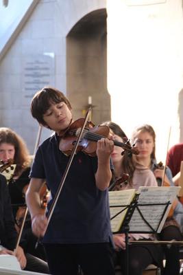 Bild: Orchester Konzert der IFF Sommerakademie - 20 Jahre Kultursommer Region Hannover