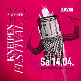 Bild: 18. Aalener Kneipenfestival - Einmal bezahlen - überall live dabei sein
