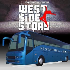 Bild: West Side Story + Festspielbus aus Frankfurt für den 20.07.2018