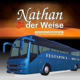 Bild: Nathan der Weise + Festspielbus aus Frankfurt für den 03.08.2018