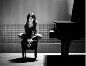 Bild: Claire Huangci, Klavierrezital - Säckinger Kammermusik-Abende 72. Zyklus 2018/19 (SKA)