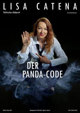 Bild: Lisa Catena: Der Panda-Code - 10. Kultur im Kursaal 2018/19