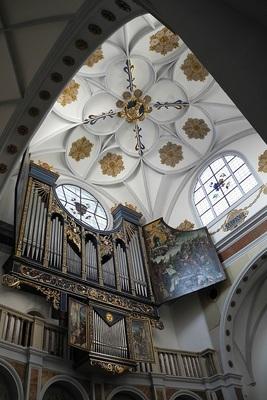 Bild: 1518-2018: 500 Jahre der Weihe der Fuggerkapelle in St. Anna