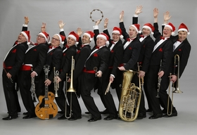 Bild: Swinging Christmas mit der Brass Band Berlin - Musik mit Witz