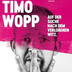 Bild: 24. Festival der Kleinkunst: TIMO WOPP -