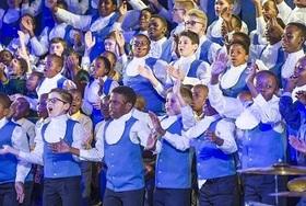 Bild: jbu & friends - Junge Bläserphilharmonie Ulm & Drakensberg Boys Choir