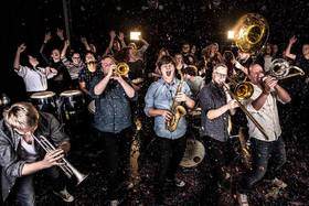 BrassBoomBang - Marburger Brass Festival mit Broken Brass Ensemble, Marshall Cooper, Banda Internationale & Studierenden-BigBand Marburg