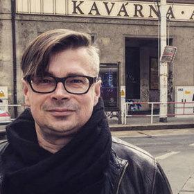 Bild: Preis der Literaturhäuser 2018 - Jaroslav Rudiš